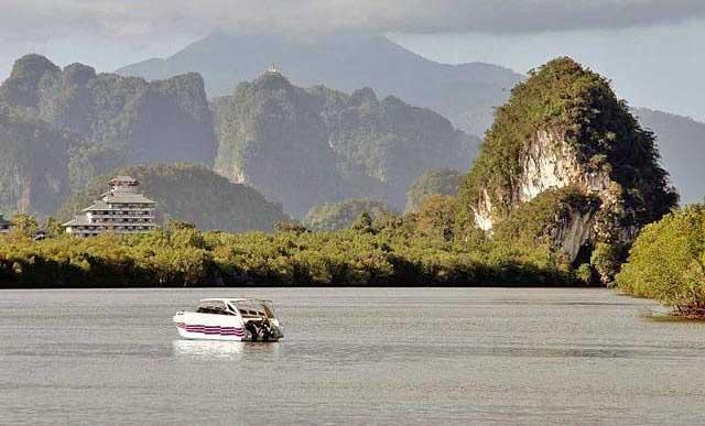 фото остров краби
